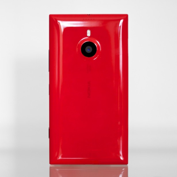 Nokia Lumia 1520 Back.