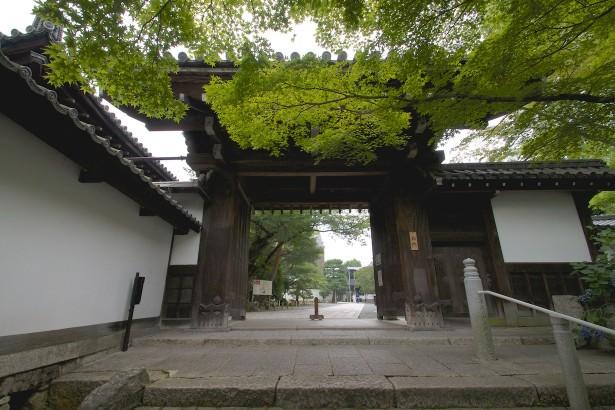 Eingang zur Tempelanlage.