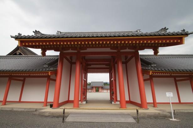 Nächstes Ziel: Der Kaiserpalast in Kyoto.