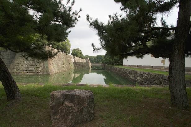Bei der Burg Nijo.
