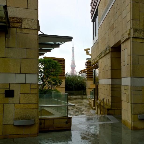 Weiter ging's zum Mori Art Museum im Tokyo City View Gebäude.