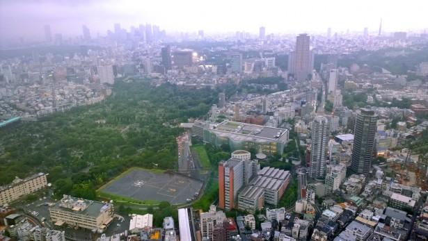… rund um Tokyo.