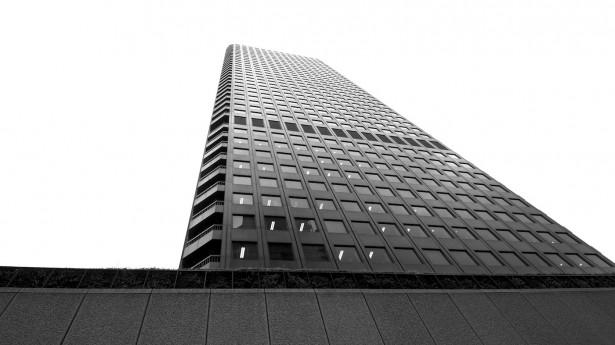 Das World Trade Center.