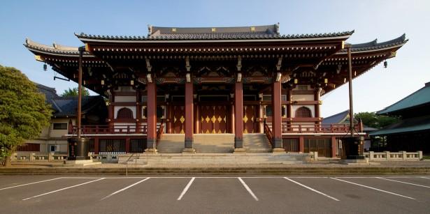 Der Ikegami Honmon Schrein liegt etwas außerhalb, ist aber gerade deshalb einen Besuch wert, weil sehr wenig los ist.