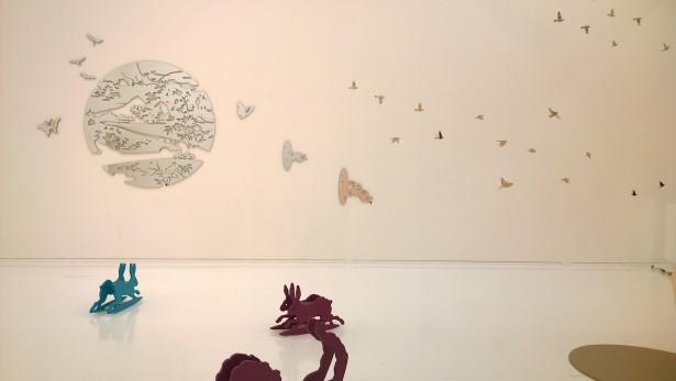 Im Museum of Contemporary Art Tokyo.